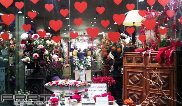 Decoracion San Valentin Tiendas ~ Portfolio de regalos y decoraci?n floral para San Valent?n